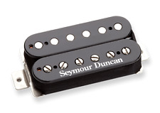 New Seymour Duncan SH-6b Distortion 4-Conductor Humbucker Bridge Pickup Black