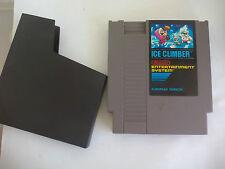 Juego Ice Climber. European Version. Para la consola  Nintendo Nes.
