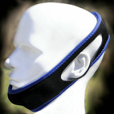 Stop Snoring Chin Strap Snore Belt Anti Apnea Jaw My Solution Sleep TMJ Support