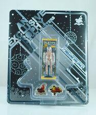 Hot Toys 2010 Christmas VIP Exclusive Gift 1/35 5cm MINI figure & Badges TTM14