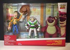 Toy Story SUNNYSIDE DAYCARE Gift 3 Figure Set NEW Mattel Disney Pixar