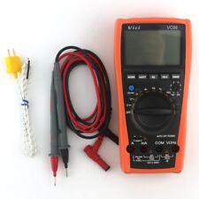 VC99 3 6/7 Auto range digital multimeter with bag Count AC DC Ohm Hz better 17B