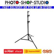 Jinbei MZ-2400 Professional Studio Air Cushioned Light Stand 2.4m Aluminium