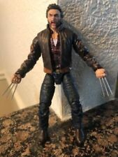 Marvel Legends X-men 20th Wolverine Logan Jacket Hugh Jackman Loose figure