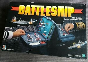 Vintage Battleship the Classic Naval Combat Game 1998 Edition