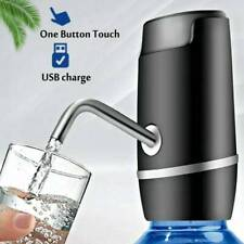USB Automatic Water Pump Dispenser 5 Gallon Bottle Pump Electric Drinking new