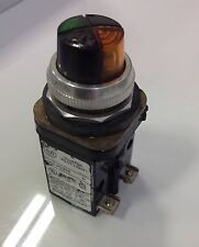 ALLEN BRADLEY  CLUSTER PILOT LIGHT 800T-PC216 SERIES N