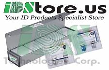 Fargo HDP5000 Consumables Bundle Kit, 84051,84053, 500 2 tracks HiCo PVC Cards