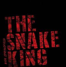 RICK SPRINGFIELD - THE SNAKE KING - NEW CD ALBUM