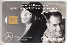 TELECARTE / PHONECARD .. FRANCE 5U PRIVEE GN25 GEM1A MERCEDES 04/94 UT/TBE C.10€