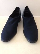 Womens Munro Size 13 Navy Shoes