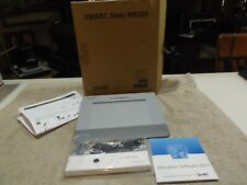 SMART Slate WS200 Wireless WiFi Bluetooth Graphic Tablet Pad w/ Stylus