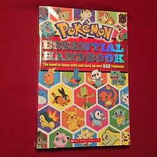 Pokemon Essential Handbook 640 Pokemon Stats and Facts 2012