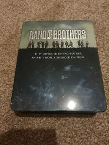 Band Of Brothers Blu Ray collectors Tin 6 disc set