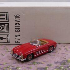 Franklin Mint 1960 Mercedes 300SL Roadster 1:24 diecast model vgc boxed