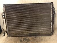 Mercedes AC Radiator S Class W221 Air Condition Cooling 2215000554