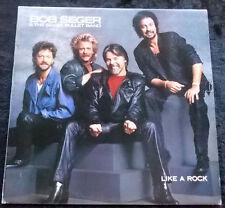 BOB SEGER & THE SILVER BULLET BAND Like A Rock LP
