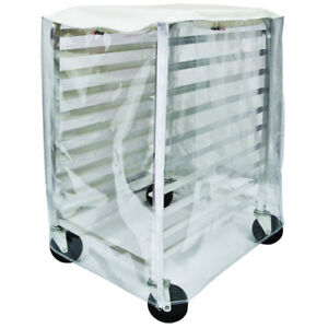 Sheet Pan Rack Cover for 10-Tier Pan Racks ( Cover only )