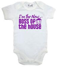 Ropa, calzado y complementos blancos 100% algodón recién nacido para bebés