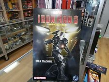 Marvel 1/9 scale Iron Man 3 war machine by Dragon