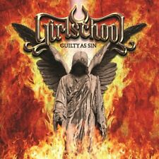 Girlschool - Guilty As Sin [CD]