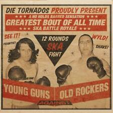 Die Tornados - Young Guns Against Old Rockers [LP][schwarz]