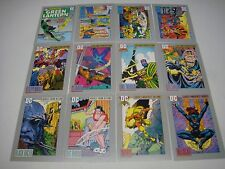 1991-DC COMICS-SERIES1 FILL YOUR SET-CHECK OUT MY PICTURES-LOT OF 24 CARDS-