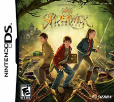 The Spiderwick Chronicles NDS New Nintendo DS