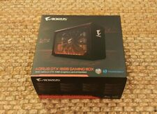 AORUS GTX 1080 Gaming Box - Great condition - includes all accessories
