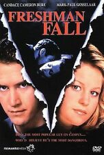 Freshman Fall (Dvd, 2006) ( She Cried No 1996 Drama, Lifetime ) New Sealed