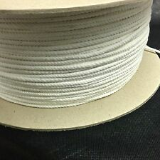 by the yard 3/32 Cotton Welt Cord Piping Trim Sewing Crafts Macrame Rope