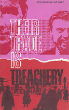 Their Trade is Treachery; NEW; Hardback; 9781905636938
