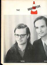 KRAFTWERK ralf florian US EX LP 1975