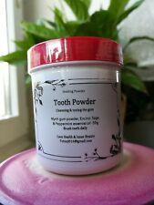 Tooth powder (inspired by dr sebi tooth powder) 30g (1oz)