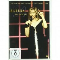 BARBRA STREISAND - THE CONCERT: LIVE AT THE MGM GRAND  DVD 23 TRACKS POP  NEW+