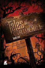 LESBIAN BOOK: TALES OF THE GRIMOIRE by ASTRID OHLETZ Z7 GILL McKNIGHT, NEW  2015