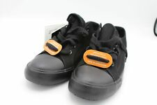 Safe T Step Comfort Men Work Shoes Sneakers Size 7.5-Black