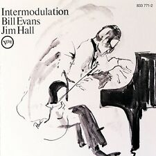 "Bill Evans & Jim Hall ""intermodulazione"" CD NUOVO"