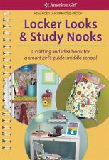 Locker Looks & Study Nooks: a crafting and idea book for a smart girl's guide: m