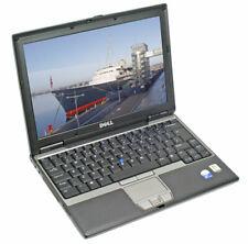 LAPTOP DELL D420 2.4GHZ FireWire 60GB 12.1'' + case