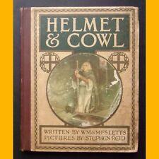 HELMET & COWL Stories of monastic and military orders Stephen Reid