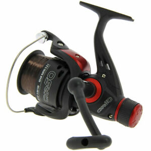 Coarse CKR50 Spinning, Carp, Feeder Reel Pre-Loaded with 8lb Line READY TO FISH