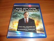 Lord of War (Blu-ray Disc, 2006) Nicolas Cage Used Ethan Hawke