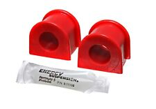 Energy Suspension 19.5105R Sway Bar Bushing Set Fits Forester/Red - 21mm