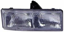 FLEETWOOD PACE ARROW VISION 1998-2001 HEADLIGHTS HEAD LIGHTS LAMPS RV - LEFT