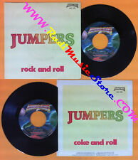 LP 45 7'' JUMPERS Rock and roll boogie Coke 1980 italy AVANGRADE no cd mc dvd