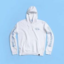 Adidas Skateboarding X Snoop X Gonz Pullover Hoodie in White Size Large