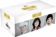 Dallas Complete Collection 1-14 DVD Box set All Seasons Original UK Rele R2 New