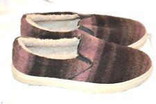 Women's Steve Madden Fabric Loafers Slip On Flats Epitaph 7B