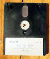 Rare Compilation jeux MEGA 10 AMSTRAD CPC : EXOLON, REX, ZYNAPS...original games